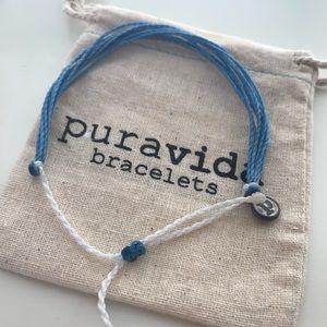Pura Vida Jewelry Puravida Anxiety Bracelet And Wave Ring Poshmark